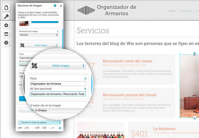11 Consejos Para Mejorar el SEO de tu Sitio Wix