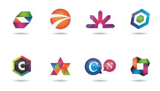 8 interesantes tendencias para crear tu logo for Empresa logos