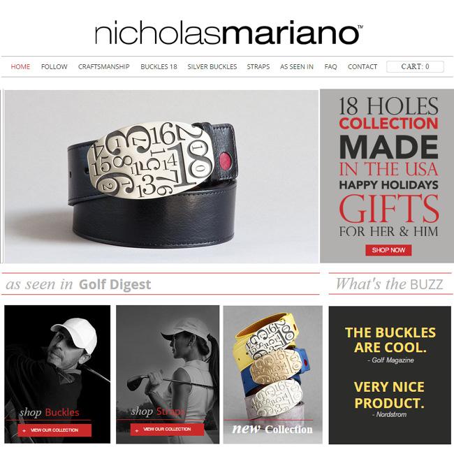 Nicholas Mariano