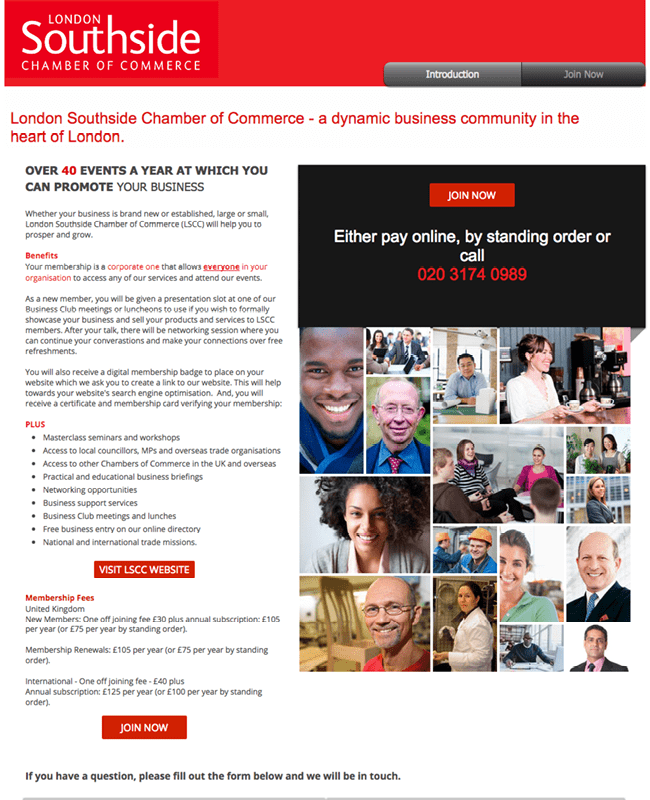 London Southside Chamber of Commerce