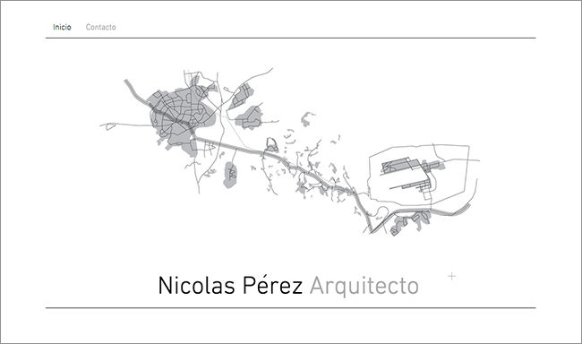Plantilla Portafolio de Arquitecto
