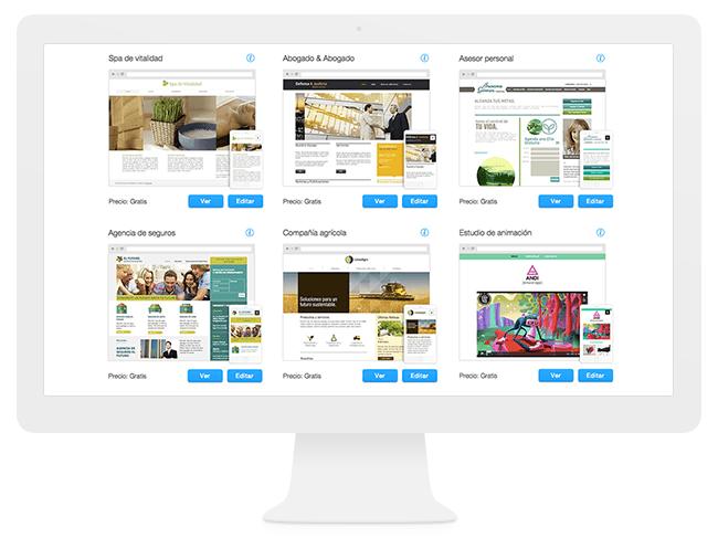 Crea una Página Web y Promueve tu Negocio Online
