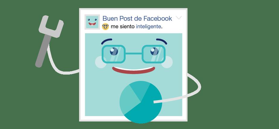 Analiza y Optimiza tu contenido de Facebook