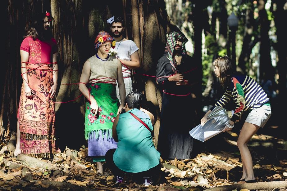 """Proyecto """"Todos pueden ser Frida Kahlo"""""""