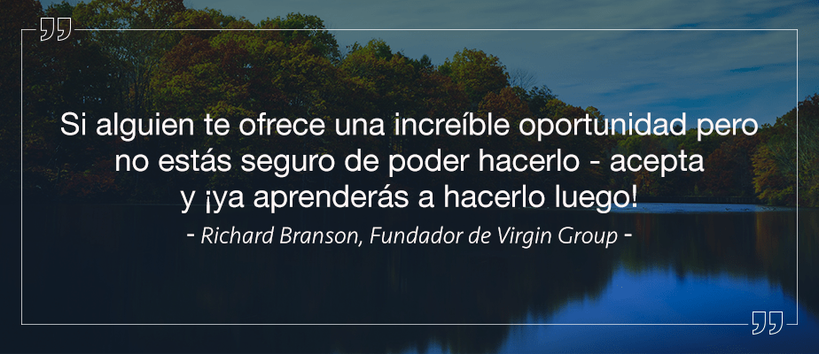Richard Branson - Fundador de Virgin Group