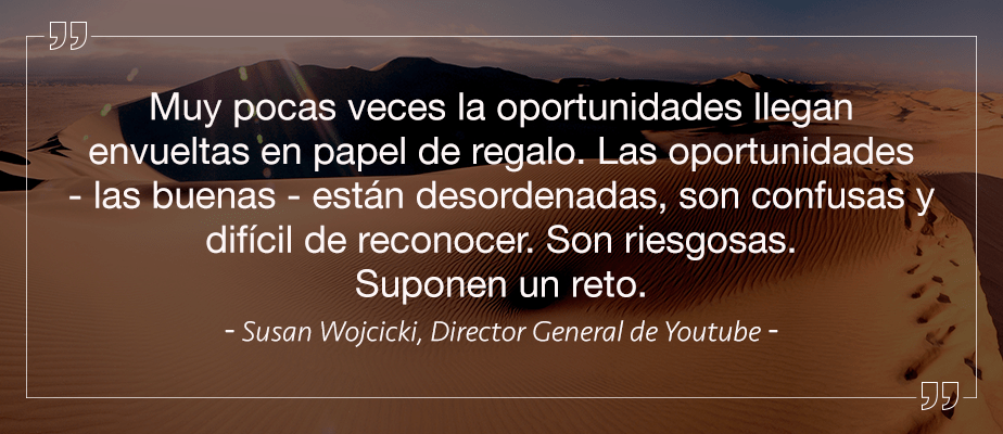 Susan Wojcicki - Director General de Youtube