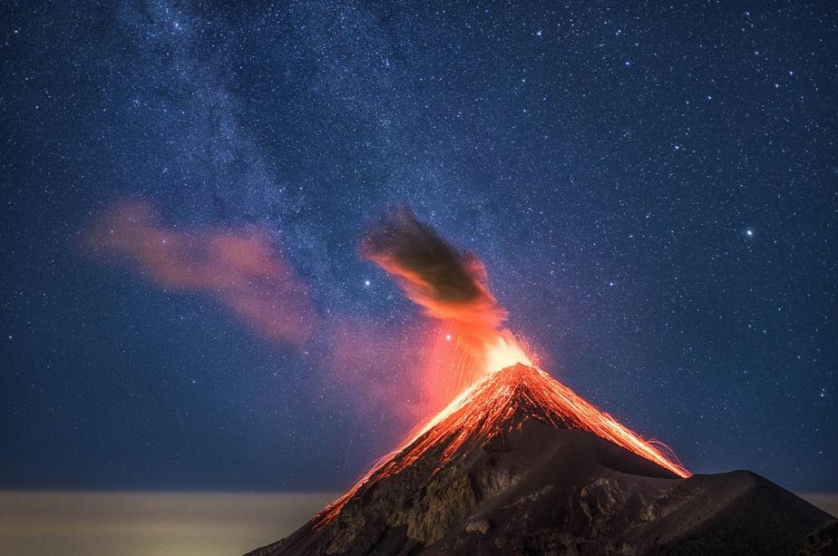 Mi Fuego, fotografía de paisaje de Albert Dros