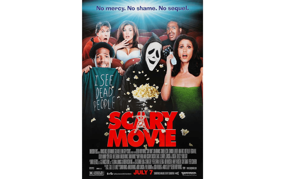 Pelis de Miedo: Scary Movie