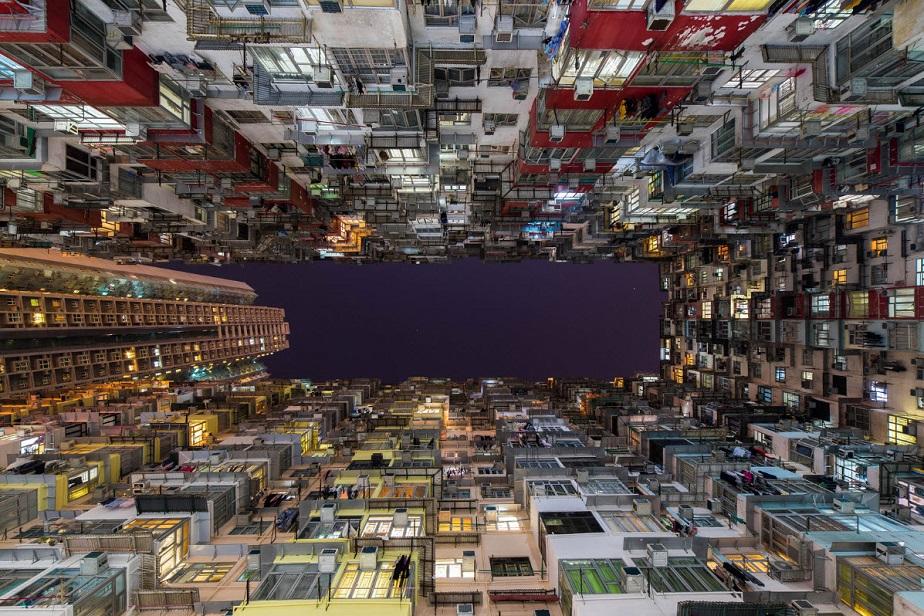 Fotografía urbana en Hong Kong