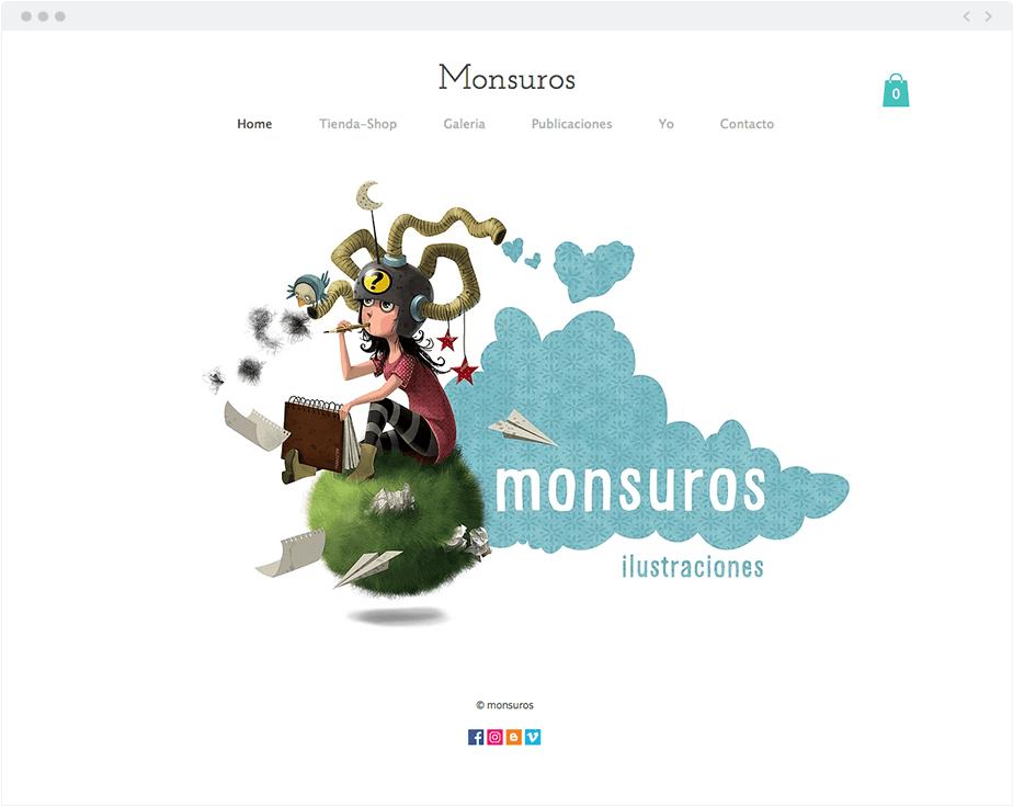 Talento Latino - Monsuros