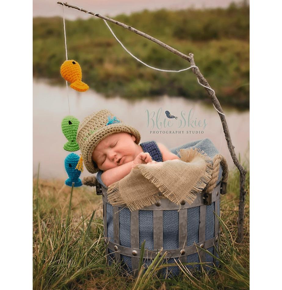 Fotografía-de-Bebés_Día de pesca