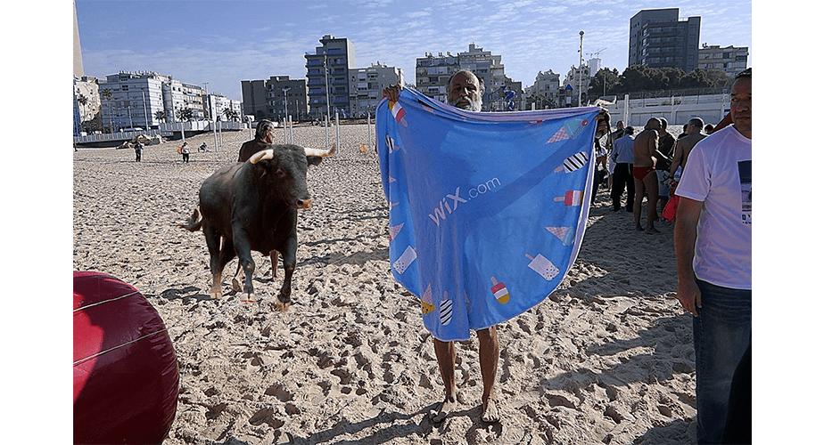 Imagen 1: Opher + torero