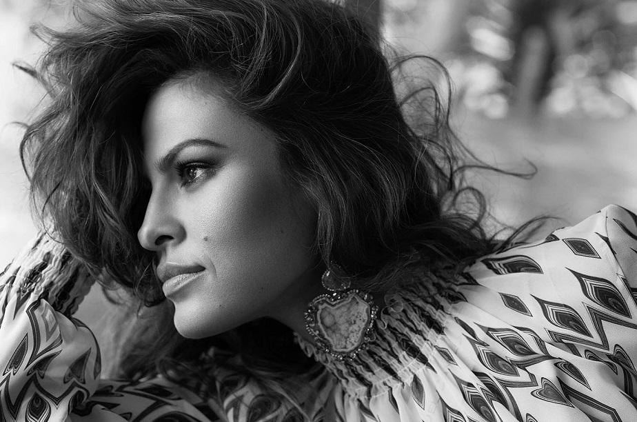 Retrato de Eva Mendez por el fotógrafo Wix -Diego-Uchitel