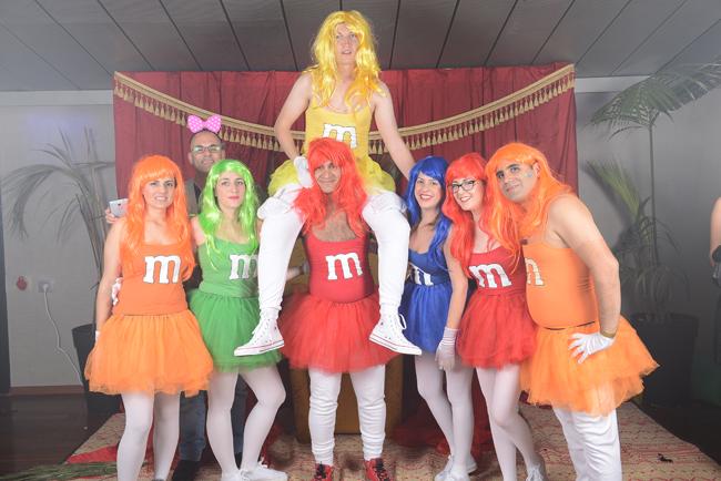 ¡Los mejores disfraces de Carnaval!