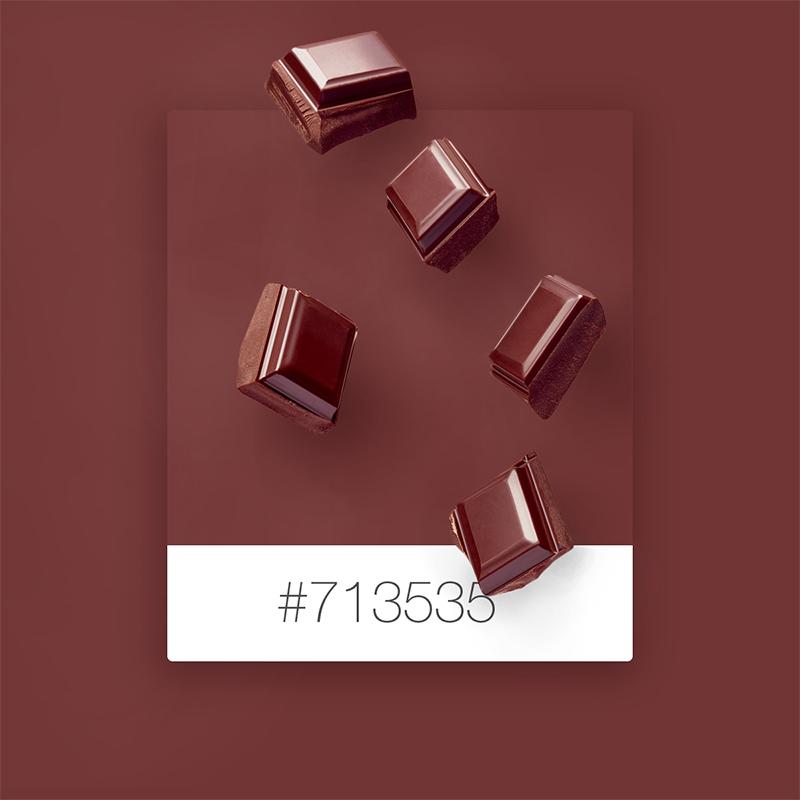 Colores que inspiran: marrón chocolate