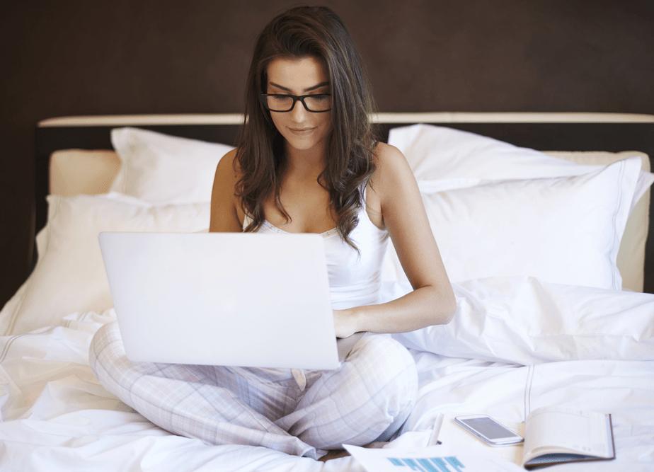 Consejos para trabajar desde casa: ¡Vístete!