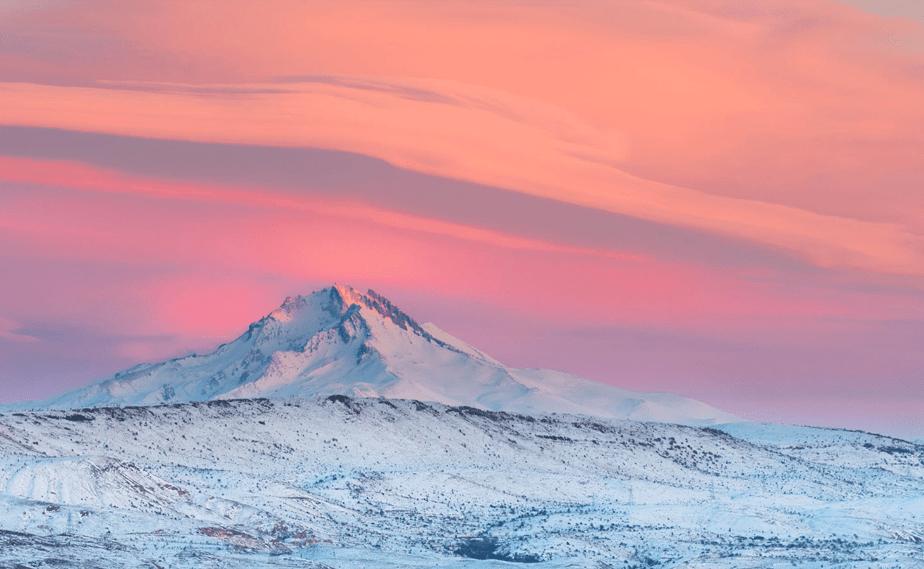 Mount Erciyes, Turquía